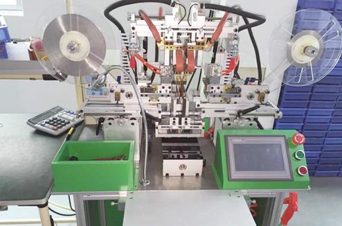 锂电池制作设备