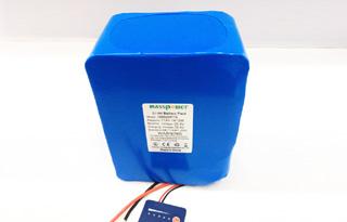 电动轮椅车专用锂电池组