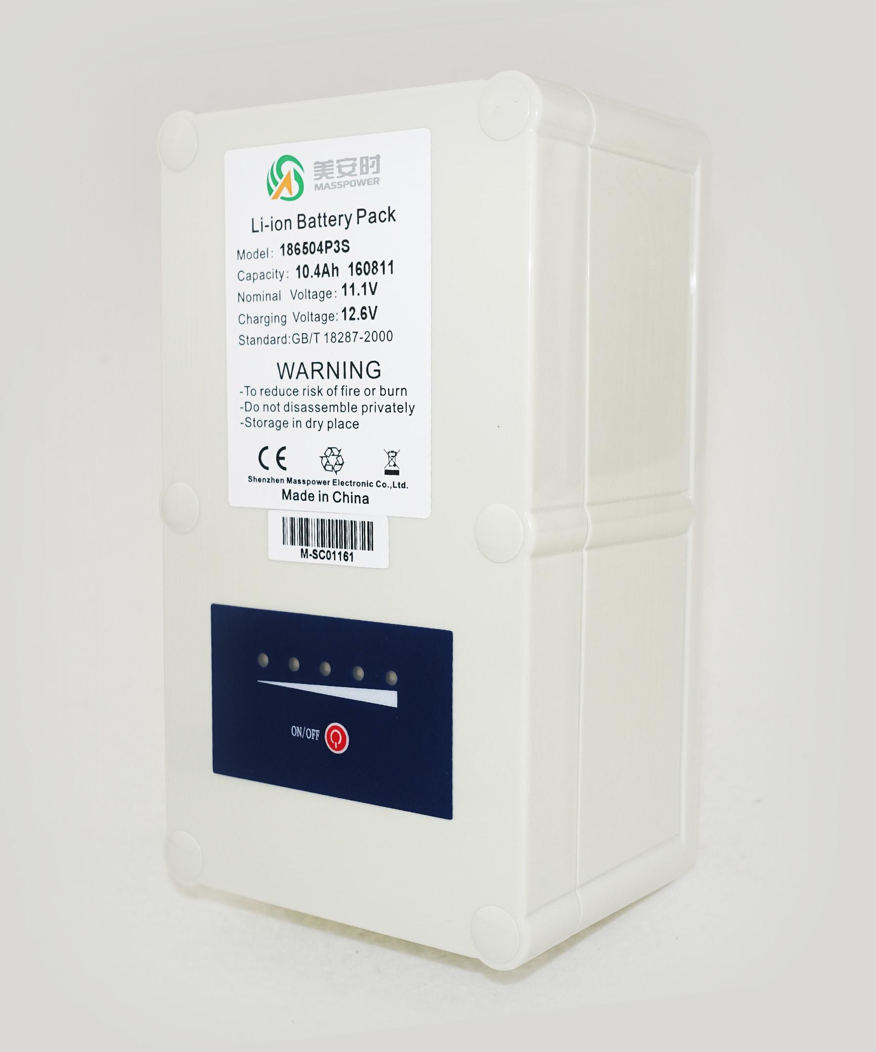 环境检测丨便携式加热仪器锂电池