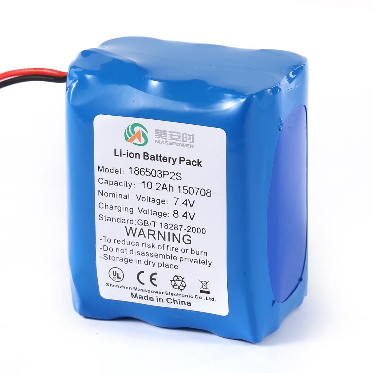 环境检测丨水质采样器锂电池