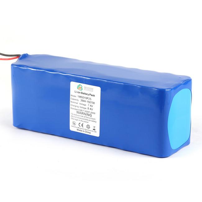 7.4V 26Ah丨移动医疗仪器锂电池