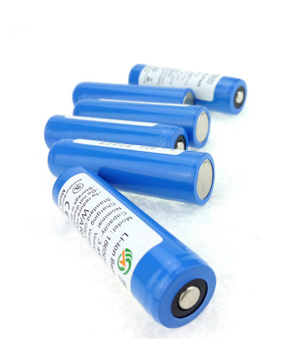 3.7V 3400mAh丨强光手电筒锂电池