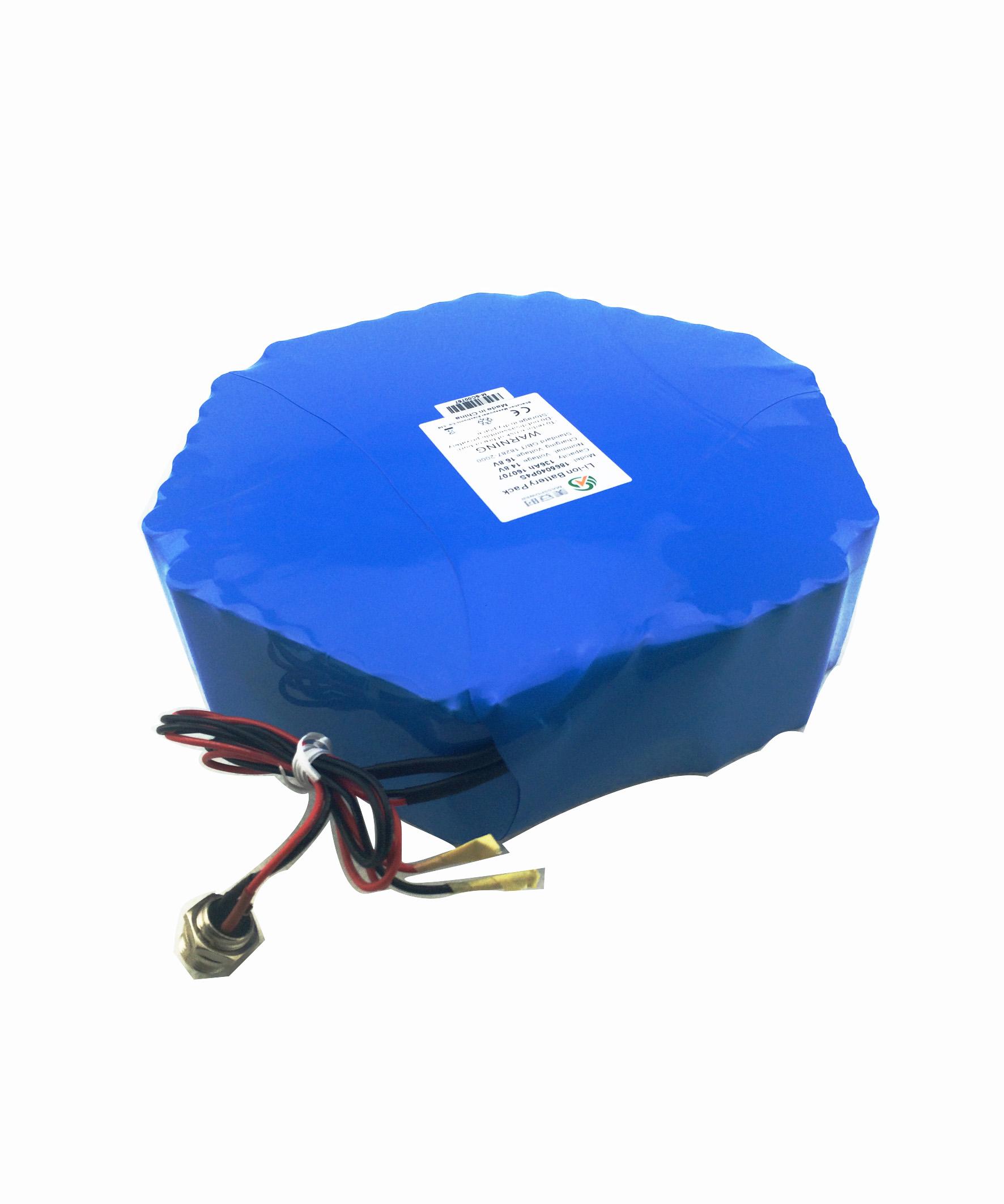 14.8V锂电池组丨海洋地震勘测仪