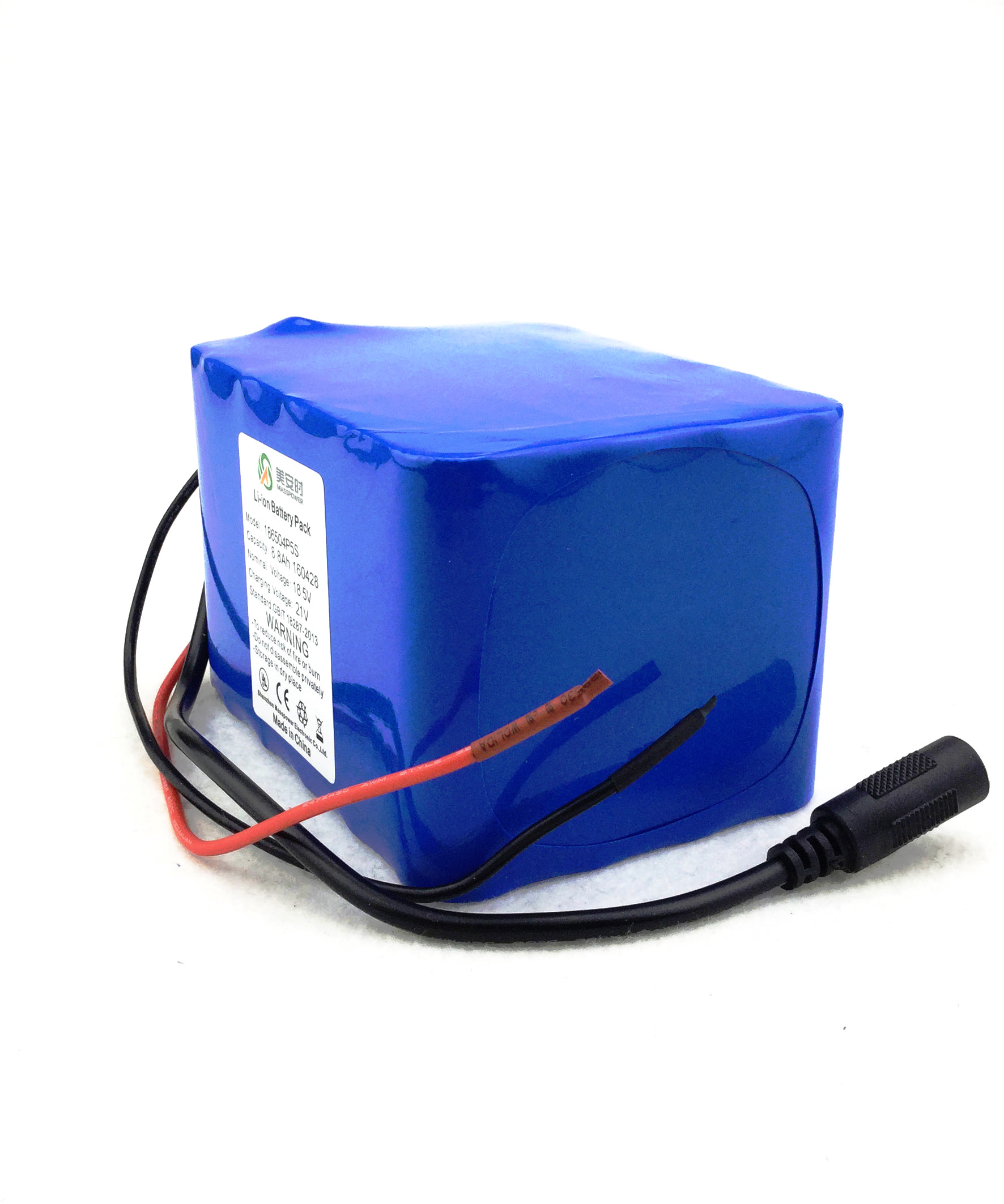 18.5V 8.8AH丨医用探伤机锂电池