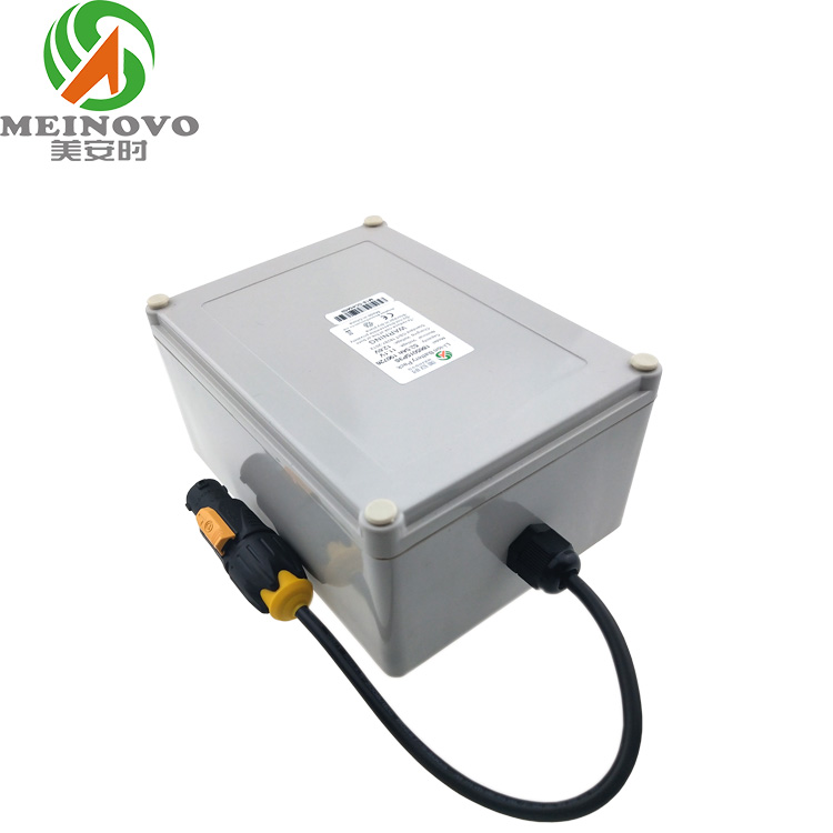 11.1V 52.5Ah 大容量锂电池