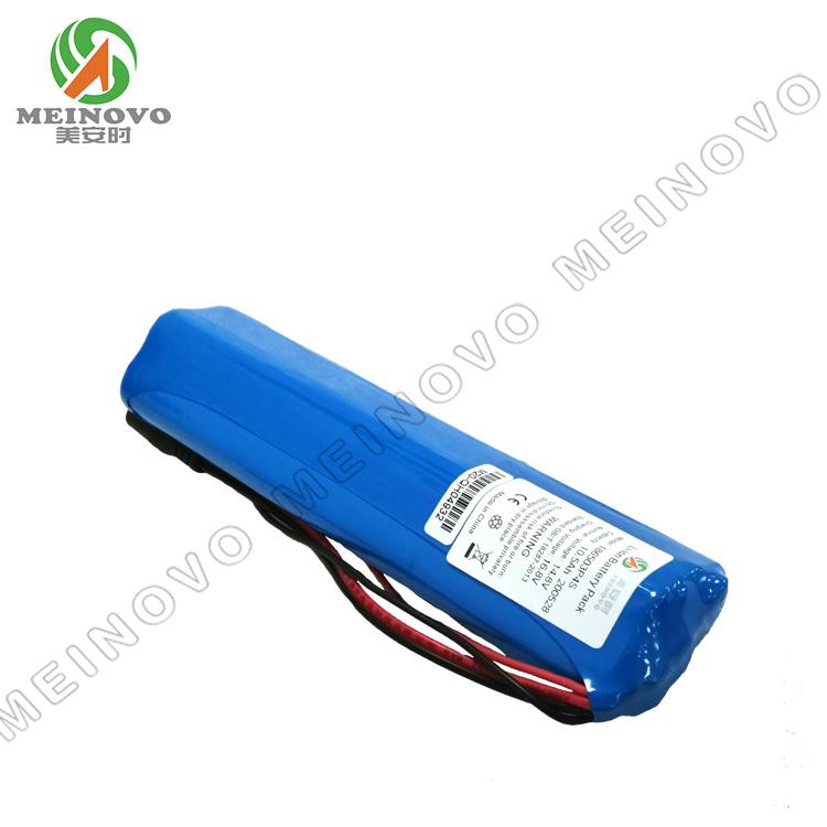 14.8V 10.5Ah 锂电池186503P4S 可按需免费定制 锂电池厂家 批发
